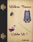 Wondrous Treasure Collection 1