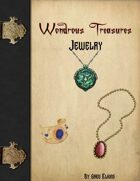 Wondrous Treasure - Jewelry