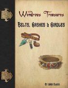 Wondrous Treasure - Belts, Sashes & Girdles