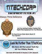TITechCorp Flyer #1