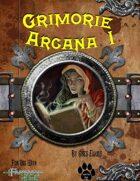 Grimoire Arcana I W/Hero Designer Files