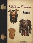 Wondrous Treasure - Armor