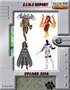 S.I.D.s Report - 2016 Update