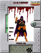 S.I.D.s Report - Terror Inc.