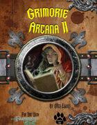 Grimoire Arcana II W/Hero Designer Files