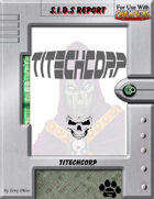 S.I.D.s Report - TITechCorp