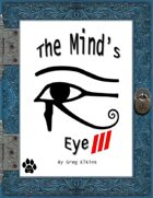 The Mind's Eye III