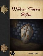 Wondrous Treasure - Shields