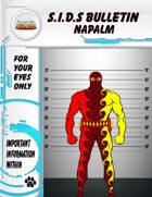 S.I.D.s Bulletin 2 - Napalm