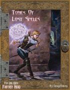 Tome Of Lost Spells I W/Hero Designer Files
