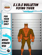 S.I.D.s Bulletin - Flying Tiger