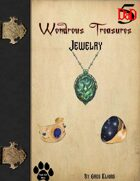 Wondrous Treasure #1 - Jewelry