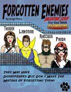 Forgotten Enemies #4 - Valentine Special
