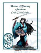 Heroes of Fantasy Adventure: Crab Clan Geisha
