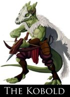 The Kobold: A Dungeon World Playbook