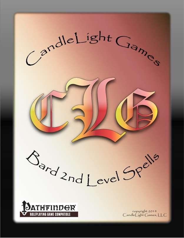 Bard 2nd Level Arcane Cards