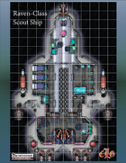 Map- Raven Scout Ship
