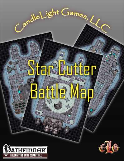 Map- Star Cutter