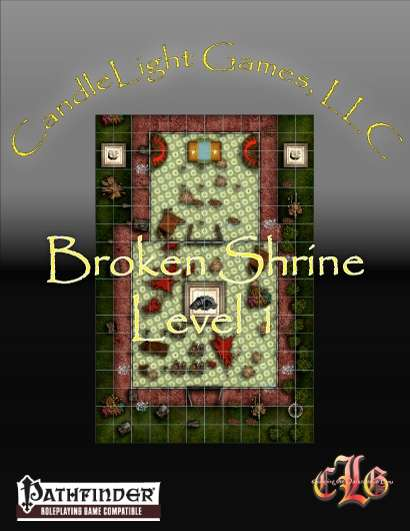 Map- Broken Shrine