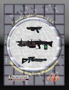 Illustrated Wayfaring Era Weapons Cards