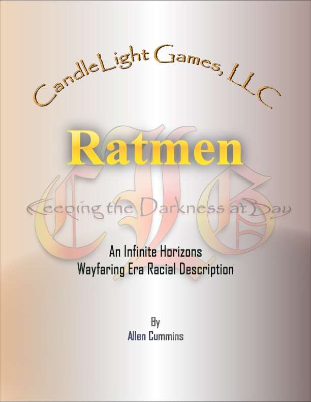 Ratmen: An Infinite Horizons Racial Piece