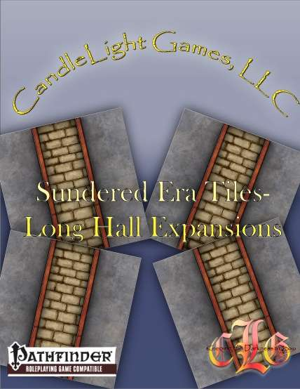 Sundered Era Tiles- Long Hall Expansion