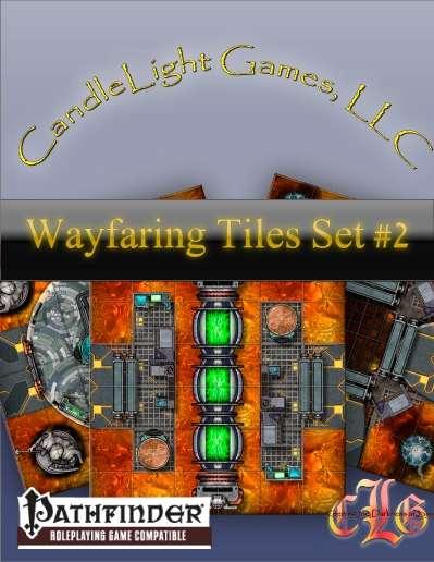 Wayfaring Era Tiles: Lavaflow