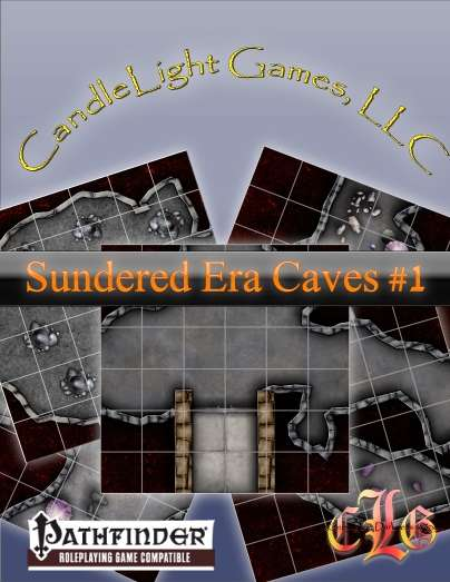 Sundered Era Cave  Tiles #1