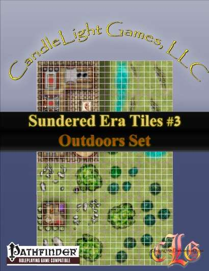 Sundered Era Tiles- Outdoors