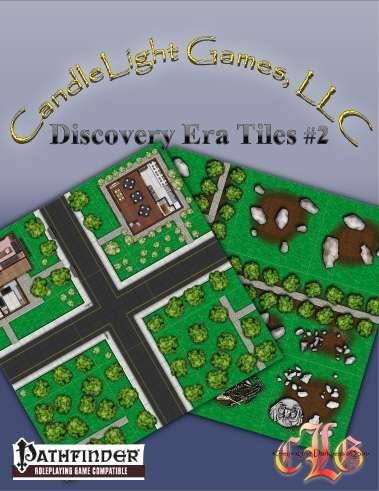 Discovery Era Tiles #2