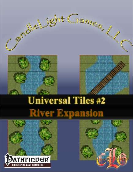 Universal Tiles #2: River Expansion