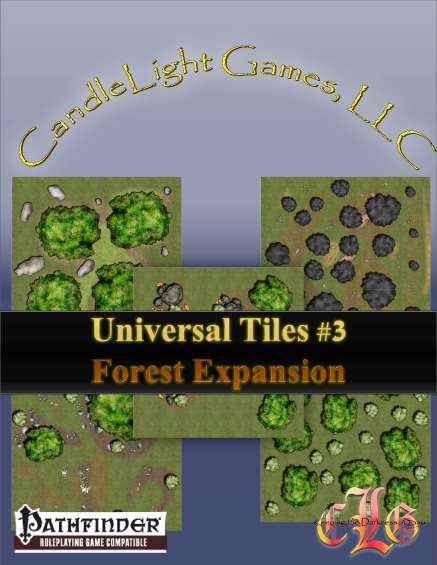 Universal Tiles #3: Forest Expansion