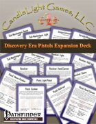 Discovery Era Firearms Expansion Deck