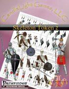 Sundered Era Token: Skeleton Tokens 2