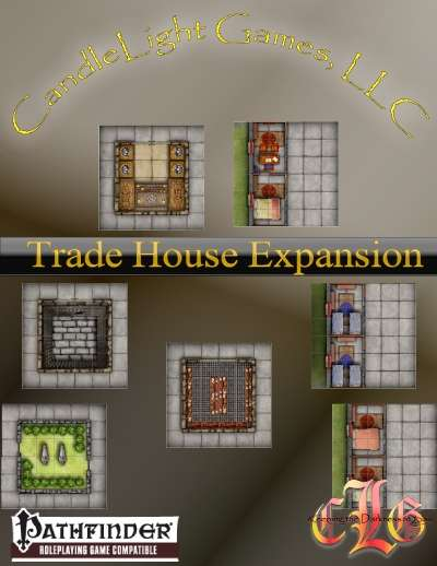 Sundered Era Trade House Tiles Expansion #1
