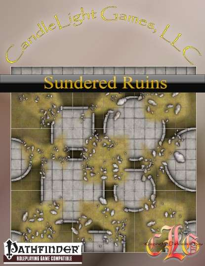 Sundered Era Ruins Tiles