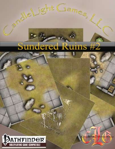 Sundered Era Ruins Tiles #2