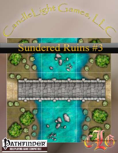 Sundered Era Ruins Tiles #3