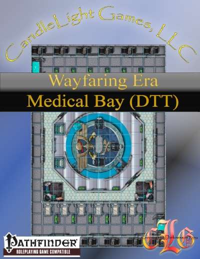 Medical Bay Map