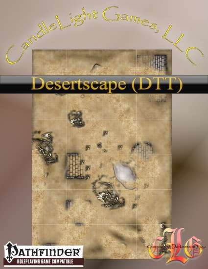 Desertscape Map