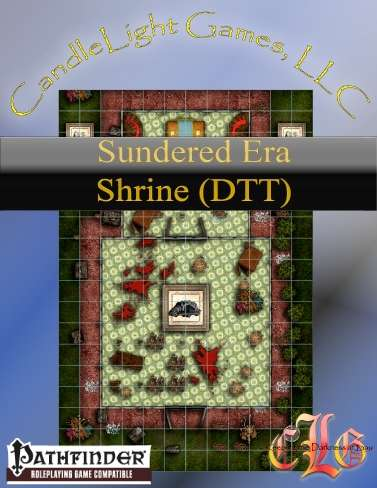Sundered Era Sacked Shrine 1