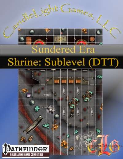 Sundered Era Shrine Sub-level 1