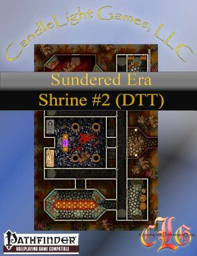 Sundered Era Sacked Shrine 2