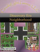 Discovery Era Neighborhood Tiles #1 (VTT)
