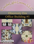 Discovery Era Office Building Tiles (VTT)