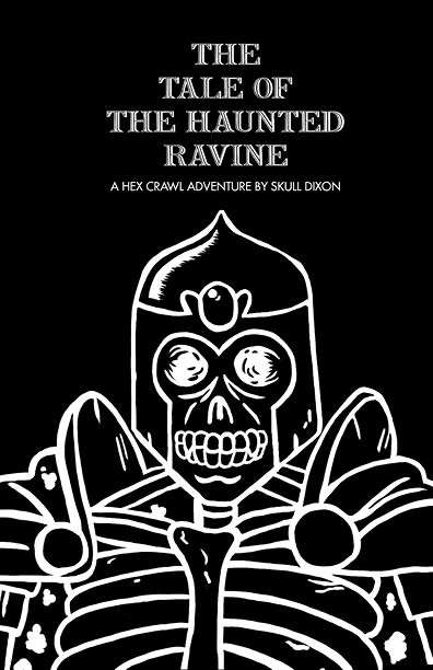 Cover of The Tales of the Haunted Ravine