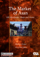 The Market of Asan: 100 Merchants, Shops and Stores