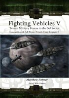 Fighting Vehicles V :Terran Military Forces in the Sol Sector