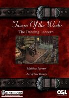 Tavern of the Week: The Dancing Lantern Tavern