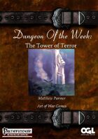Dungeons Of the Week: The Tower of Terror